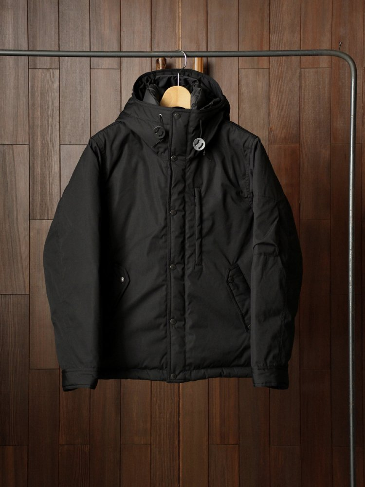 THE NORTH FACE PURPLE LABEL|65/35 Mountain Short Down Parka #Black