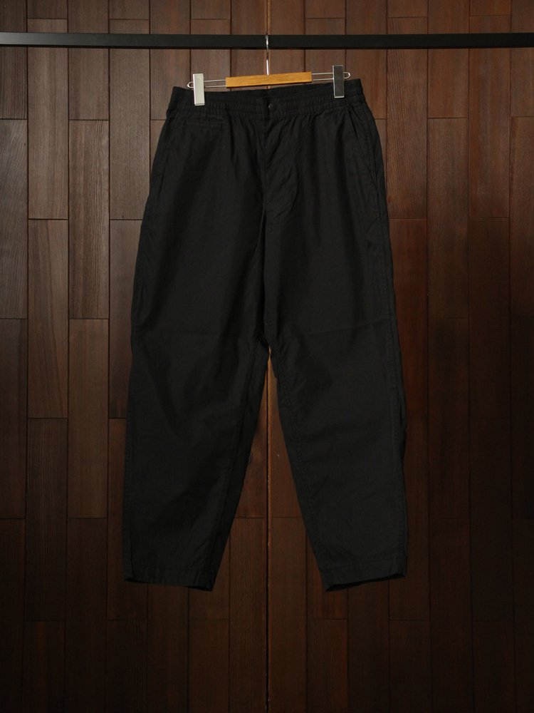 THE NORTH FACE PURPLE LABEL|Ripstop Shirred Waist Pants #Black