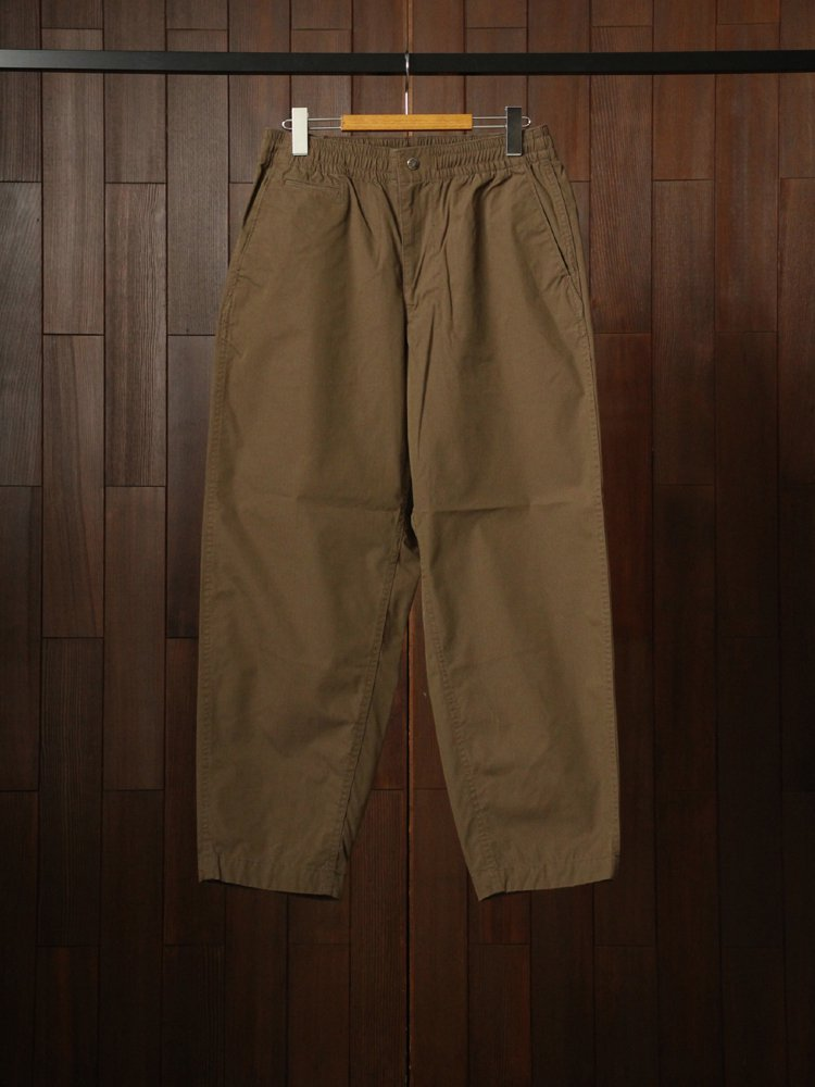THE NORTH FACE PURPLE LABEL|Ripstop Shirred Waist Pants #Olive