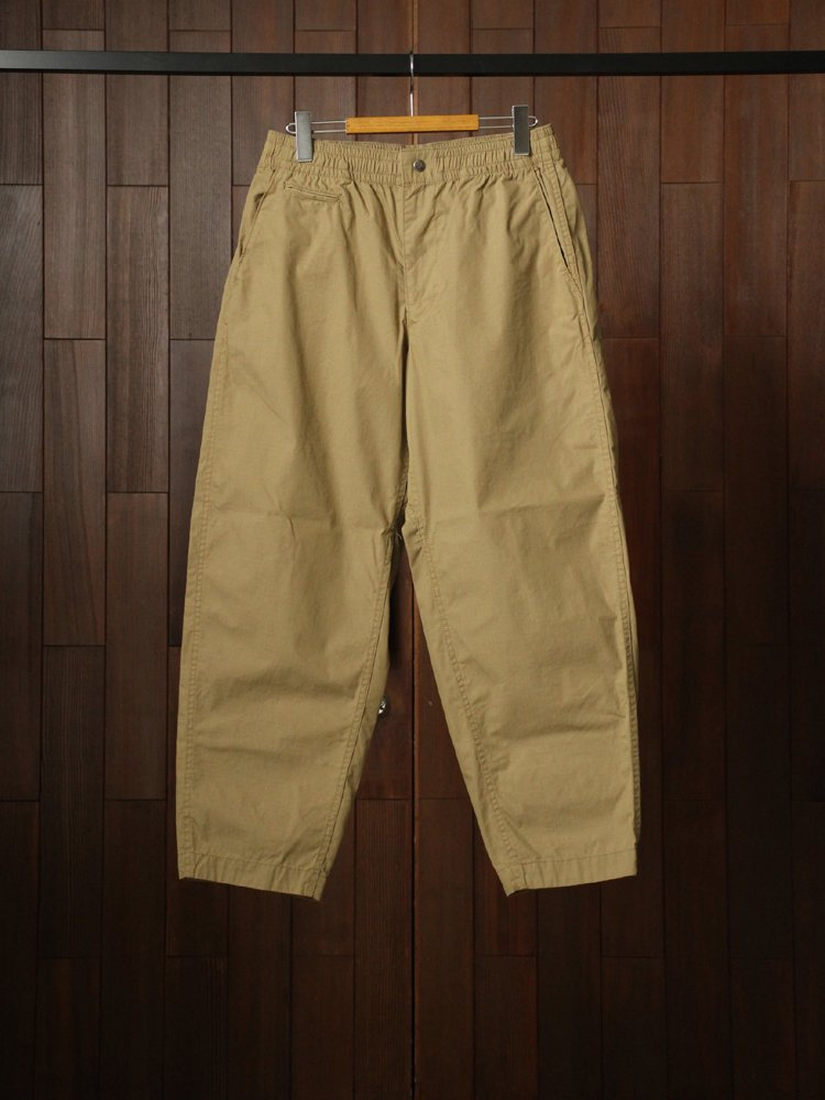 THE NORTH FACE PURPLE LABEL|Ripstop Shirred Waist Pants #Khaki Beige