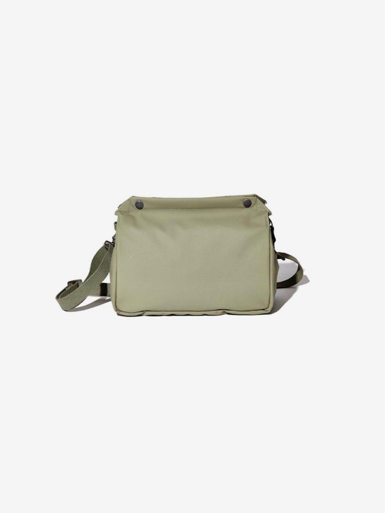 ANATOMICA|SMALL SHOULDER BAG SMALL #OLIVE