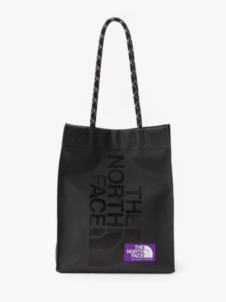 THE NORTH FACE PURPLE LABEL|TPE Shopping Bag #Black