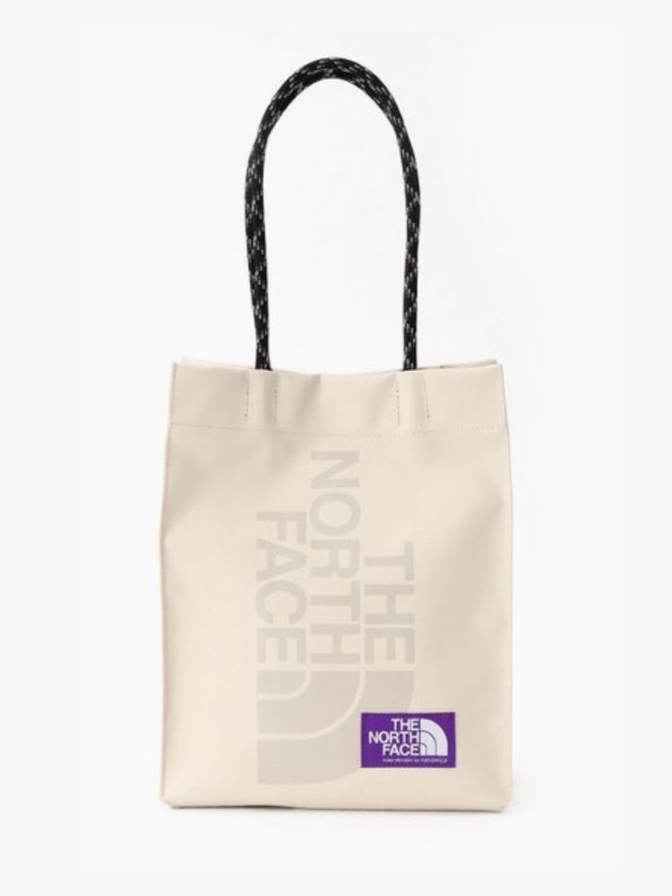 THE NORTH FACE PURPLE LABEL|TPE Shopping Bag #Beige