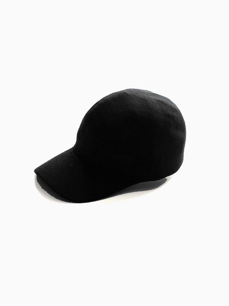 VEILANCE|FIORM CAP #Black