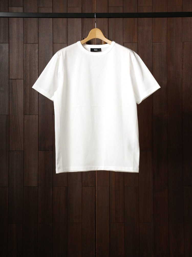 THE RERACS|RERACS OVERSIZE T-SHIRTS #OFF WHITE