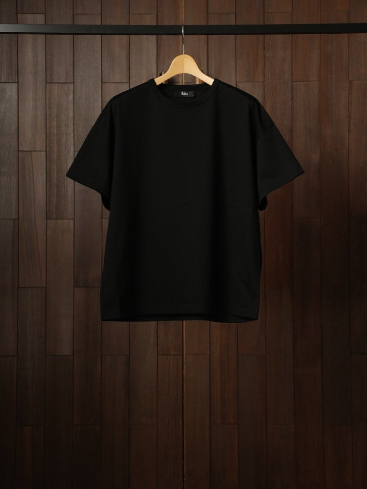 THE RERACS|RERACS BASIC T-SHIRTS #BLACK