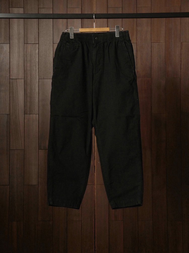 THE NORTH FACE PURPLE LABEL|Indigo Mountain Shirred Waist Pants #Black