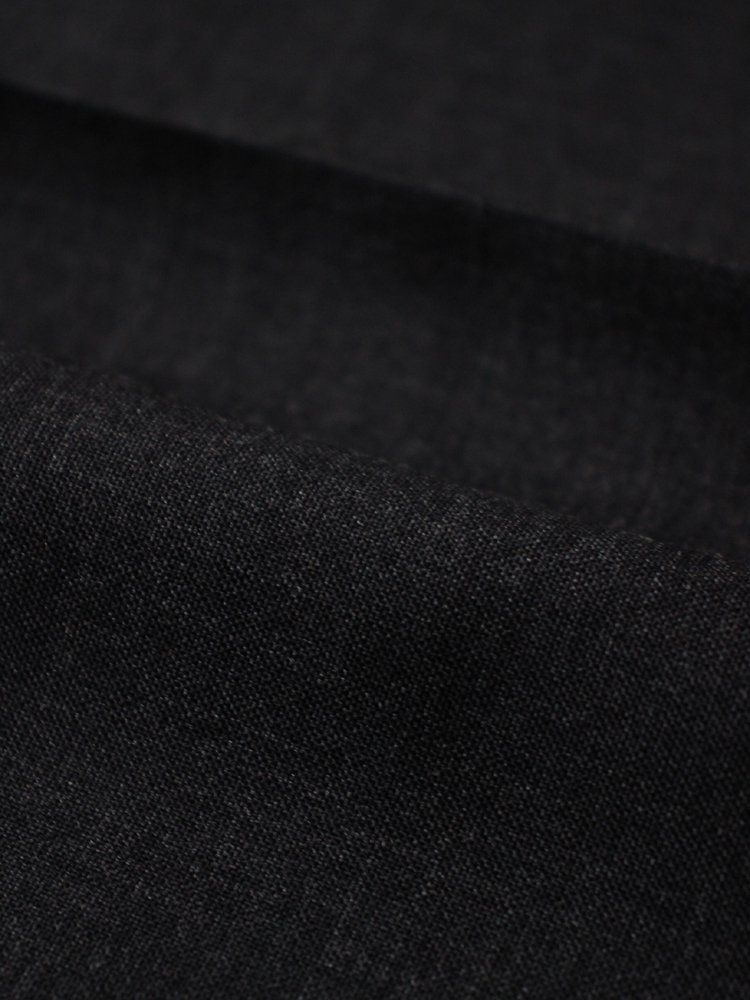 PEGTOP EASY TROUSERS #CHARCOAL