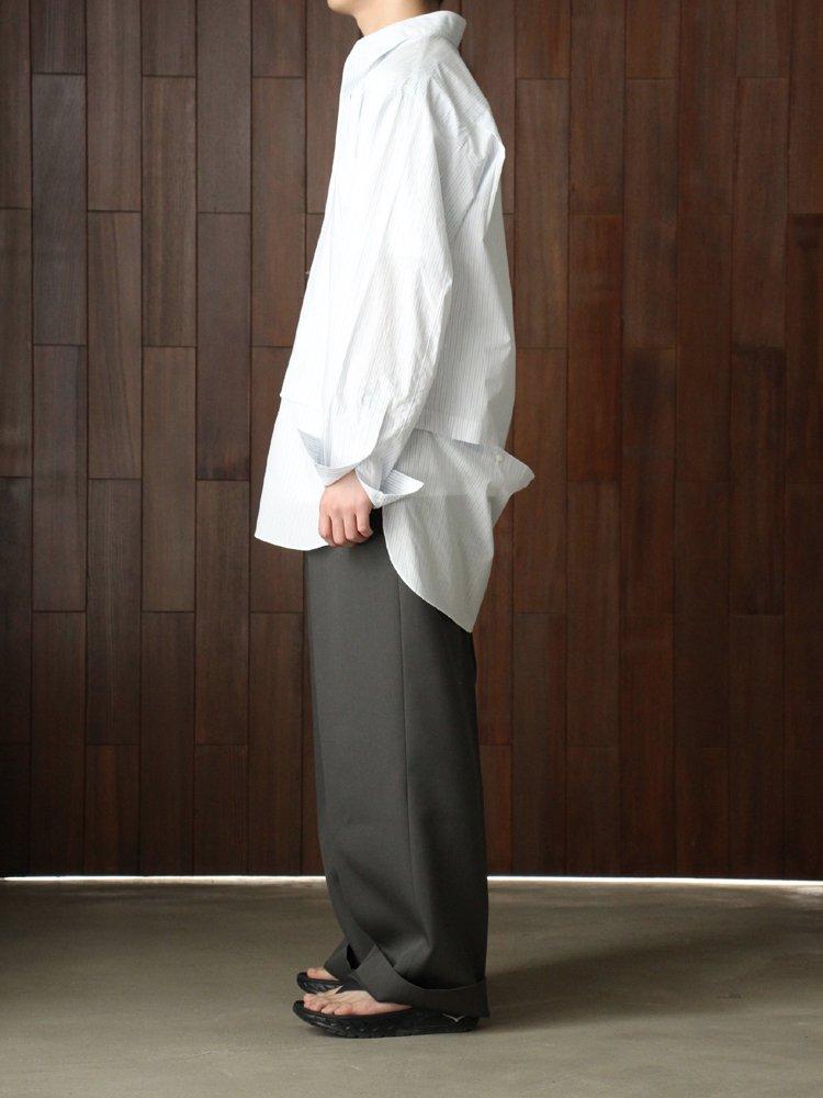 Detachable Shirt #Stripe
