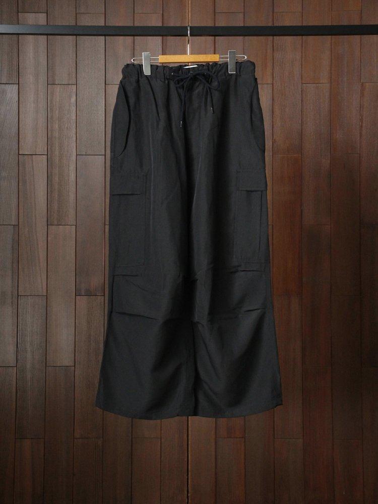 marka|OVER PANTS #BLACK