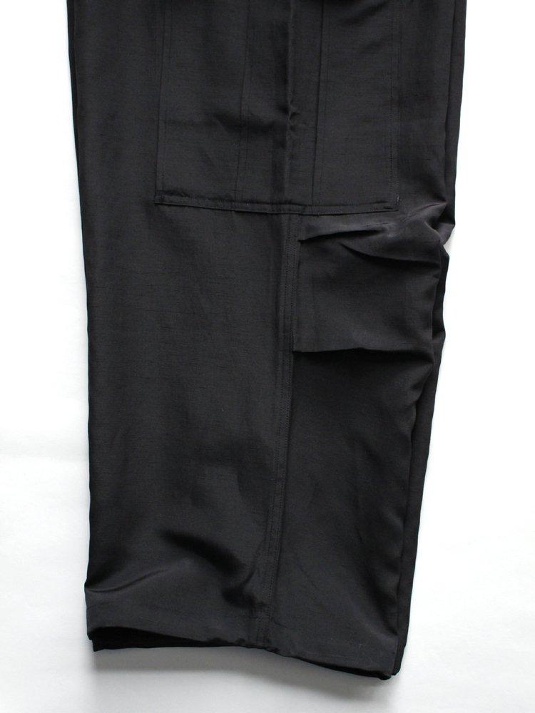 OVER PANTS #BLACK