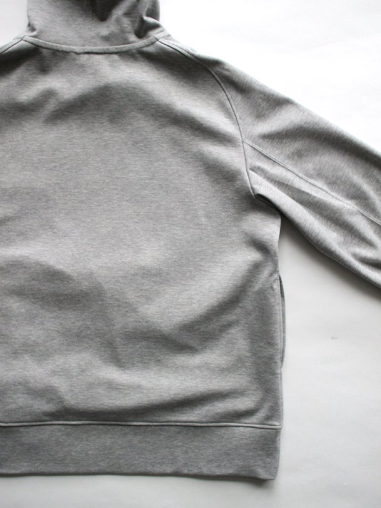 RERACS HODDED PULLOVER #TOP GRAY<img class='new_mark_img2' src='https://img.shop-pro.jp/img/new/icons22.gif' style='border:none;display:inline;margin:0px;padding:0px;width:auto;' />