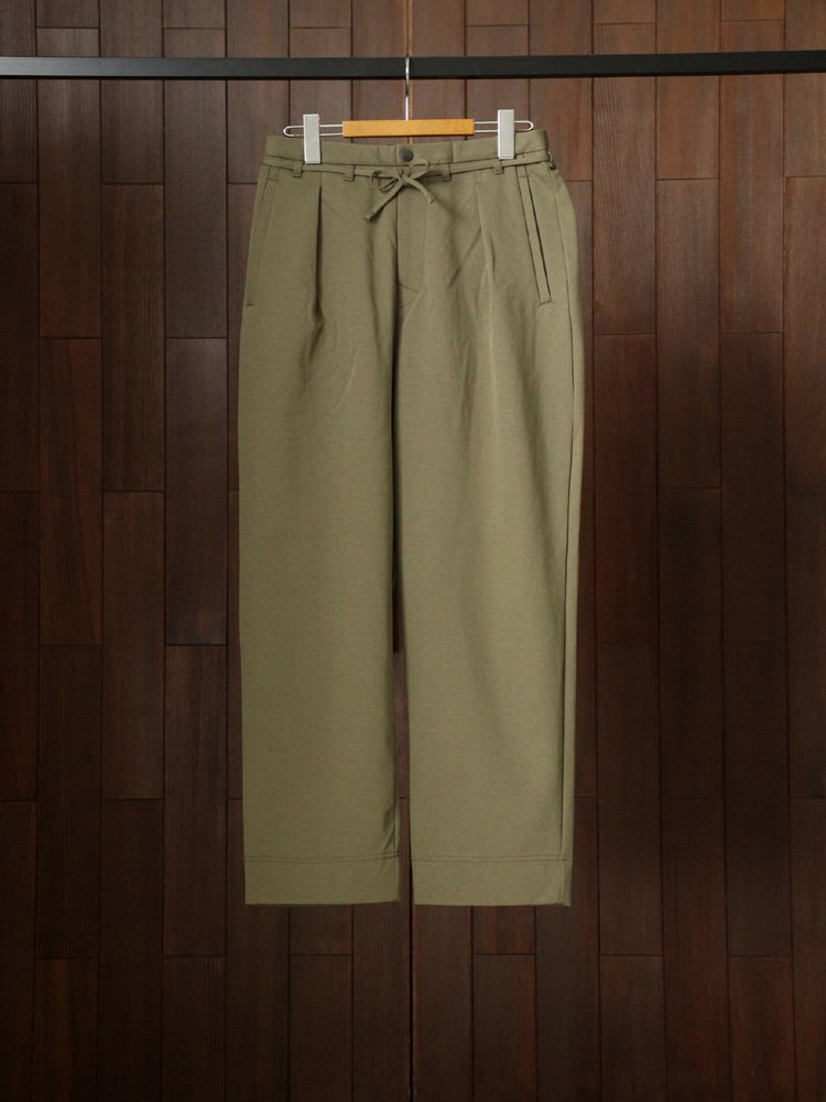 CURLY|NOMADIC TROUSERS #OLIVE