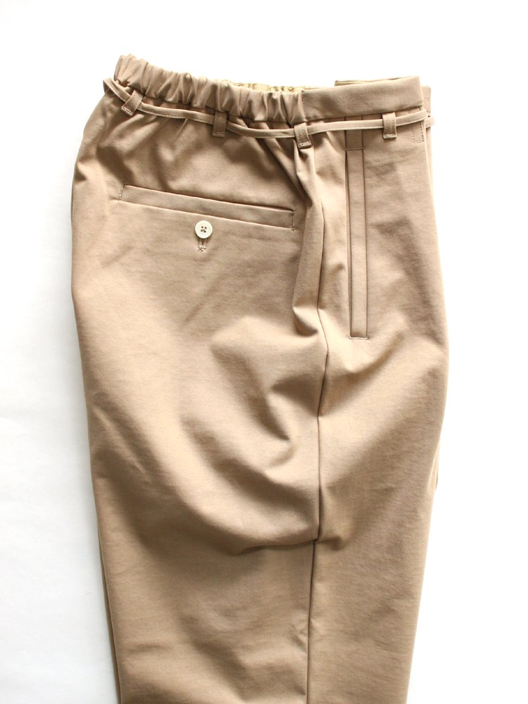 NOMADIC TROUSERS #BEIGE