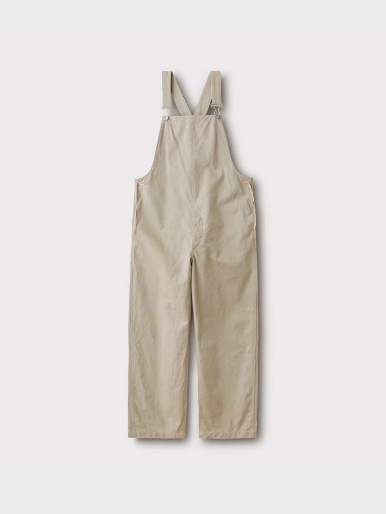 PHIGVEL MAKERS & Co. NAVAL OVERALL #TAUPE GRAY