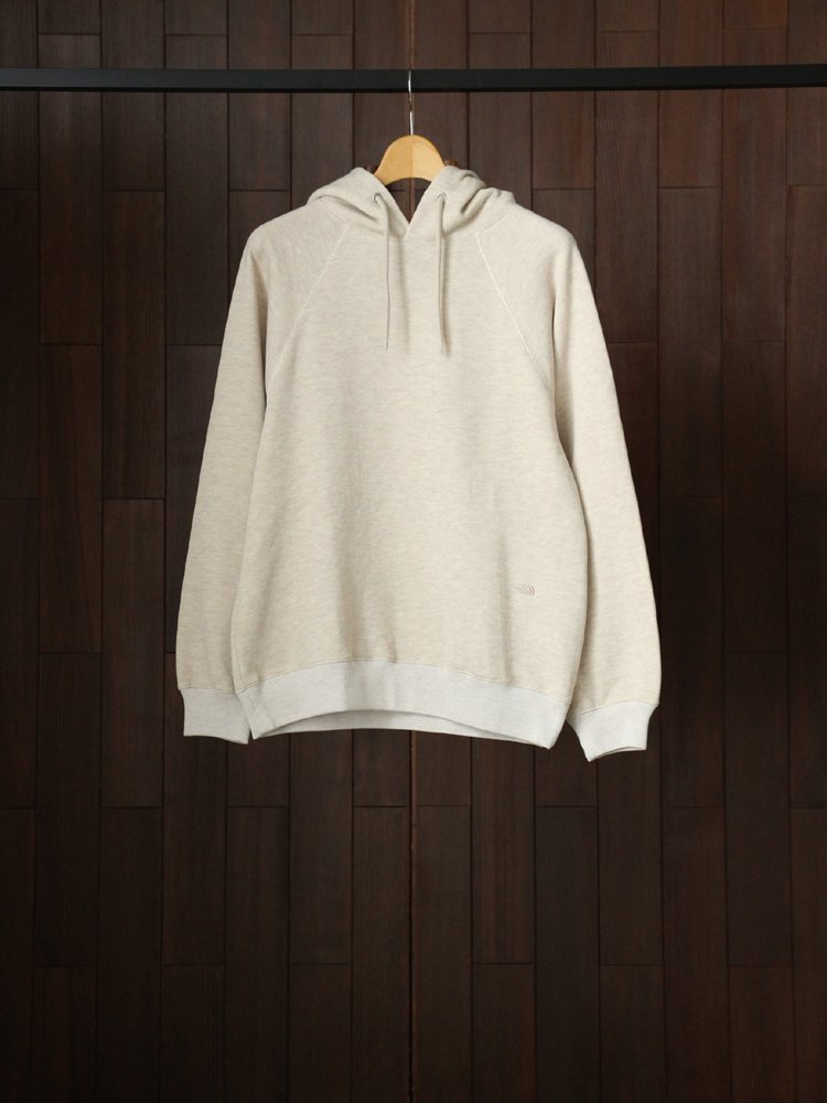 THE NORTH FACE PURPLE LABEL Pack Field Hooded Sweatshirt #Oatmeal