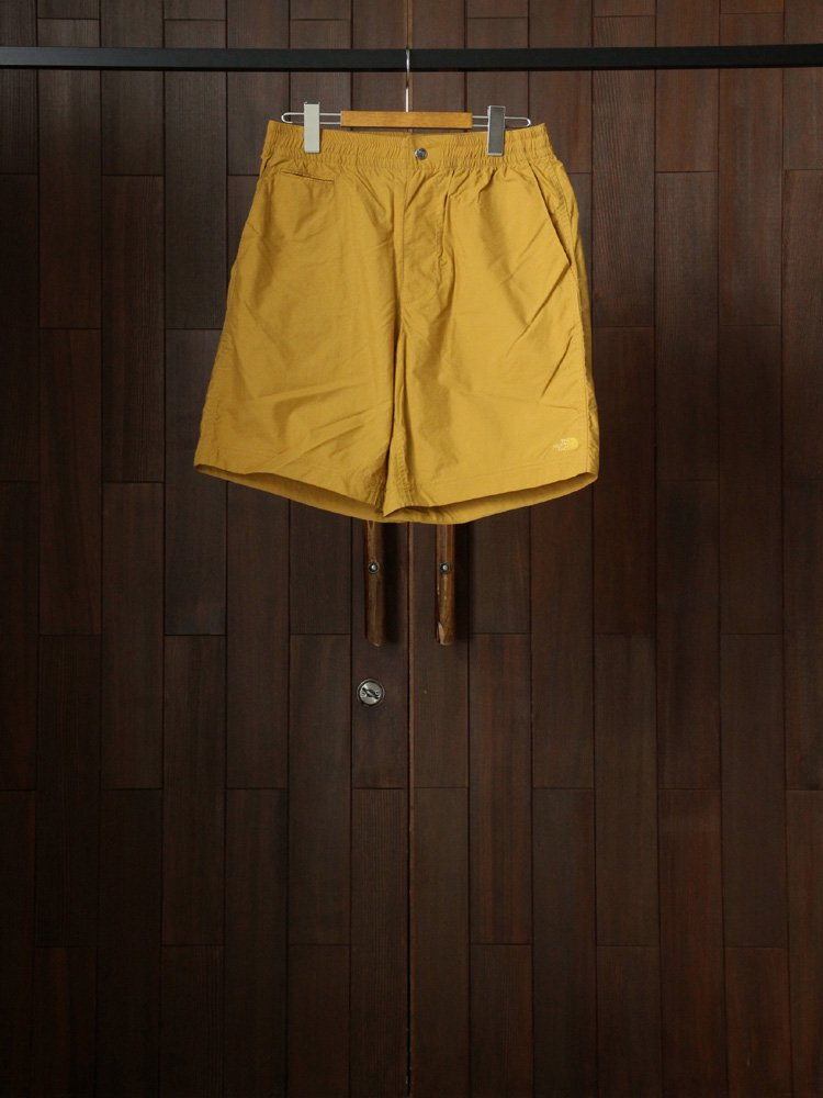THE NORTH FACE PURPLE LABEL|Mountain Field Long Shorts #Mustard