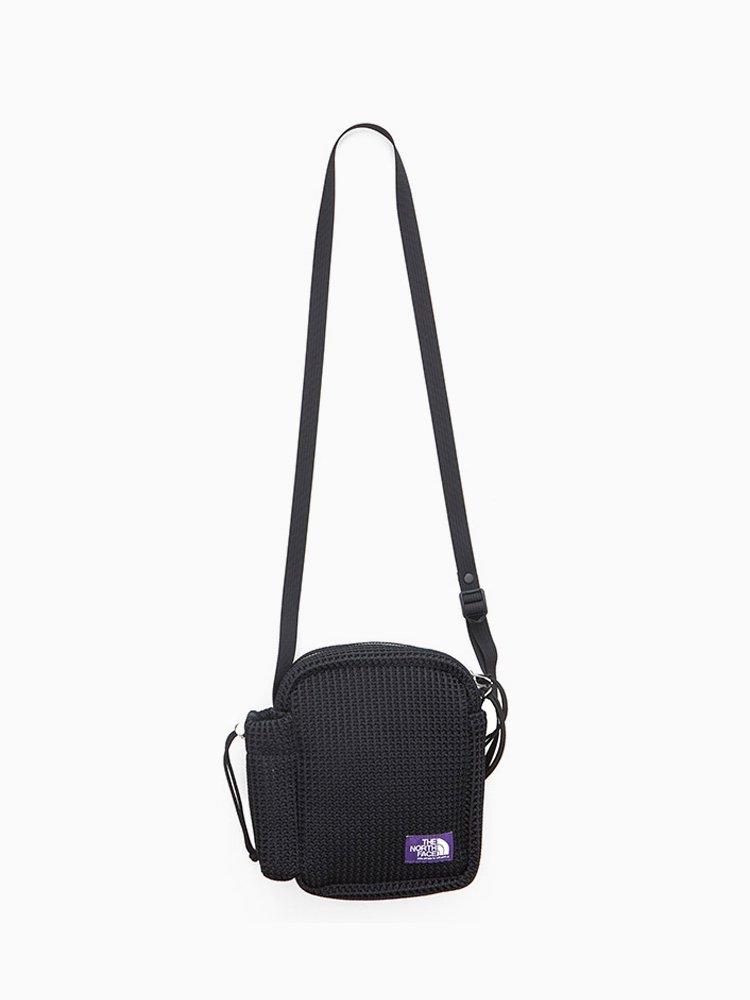 THE NORTH FACE PURPLE LABEL|Mesh Shoulder Bag #Black