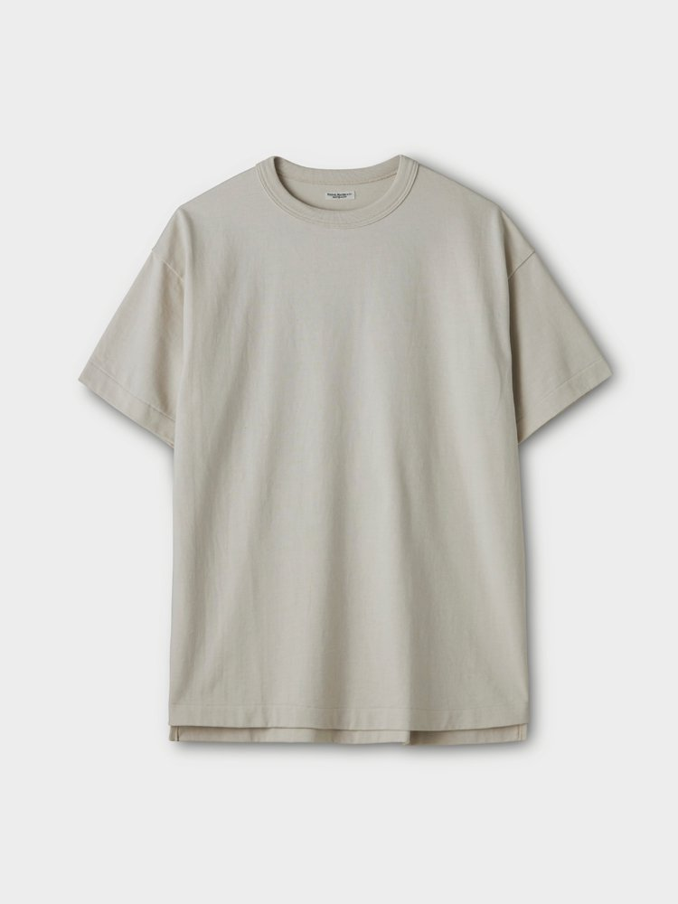 PHIGVEL MAKERS & Co.|OLD ATHLETIC SS TOP #IVORY
