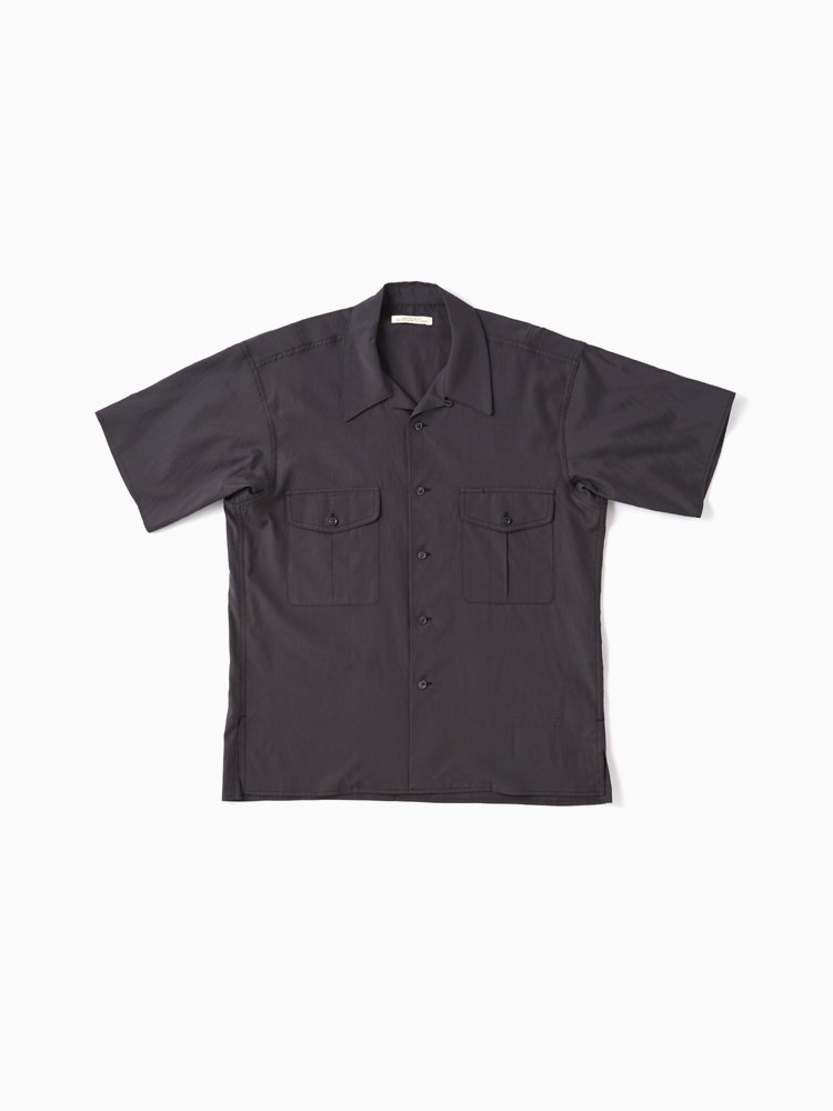 OLD JOE BRAND|TOP NOTCH UNIFORM SHIRTS (short sleeve) #GRAPHITE