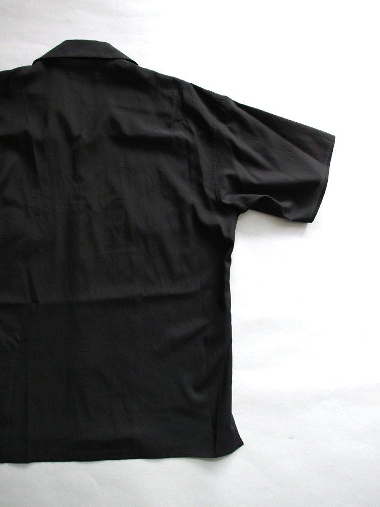TOP NOTCH UNIFORM SHIRTS (short sleeve) #GRAPHITE