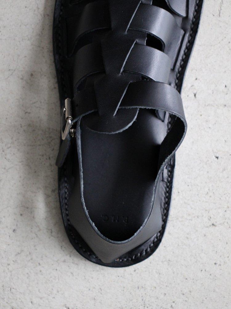 GURKHA SANDAL #BLACK