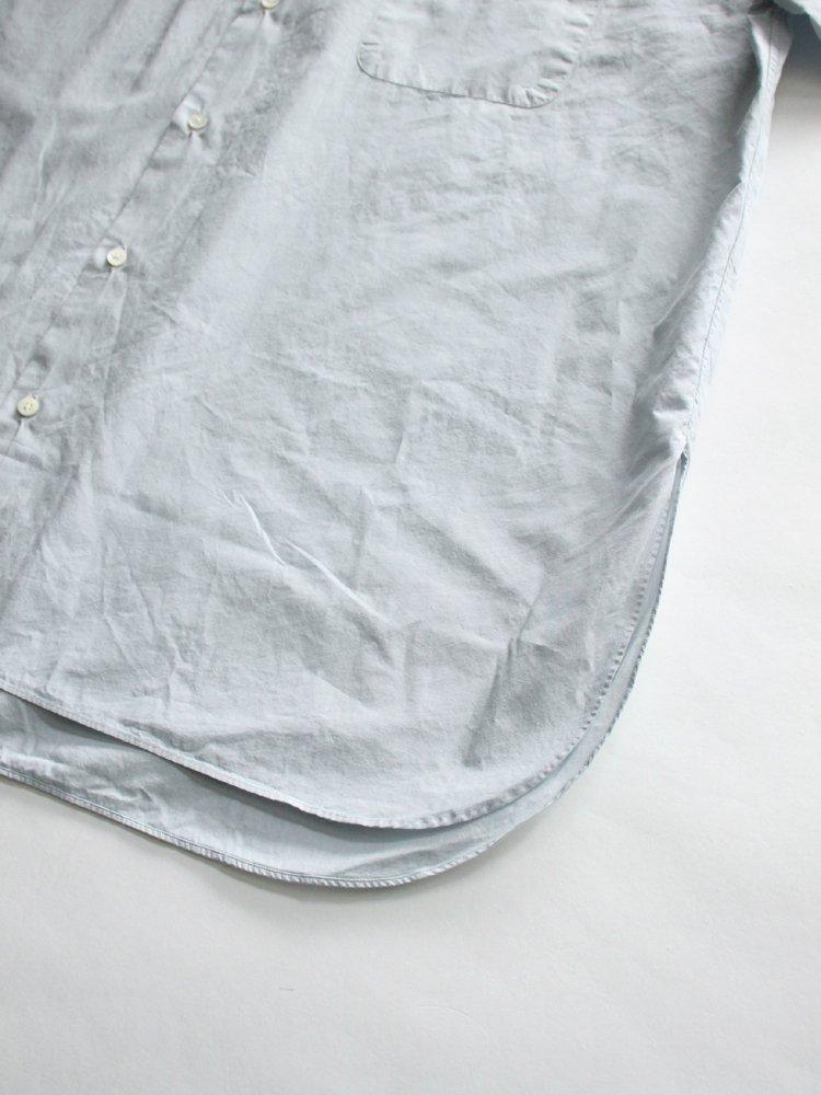 60-BROADCLOTH / COMFORT FIT SHIRT #GRAYISH MIN