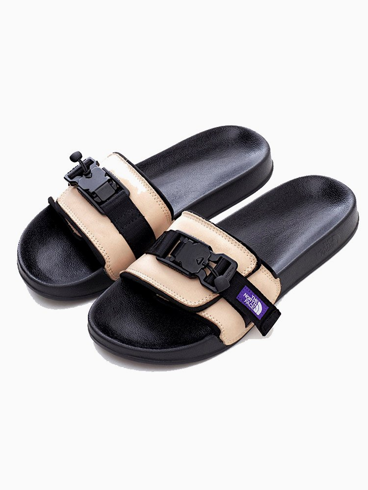 THE NORTH FACE PURPLE LABEL|Leather Sandal #Beige