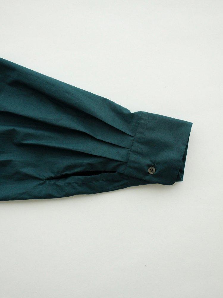 COMFORT FIT SHIRT #PETROLEUM BLUE