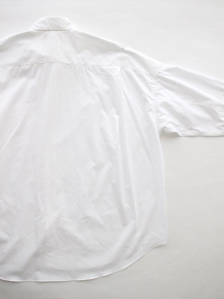 TENT SHIRT #WHITE