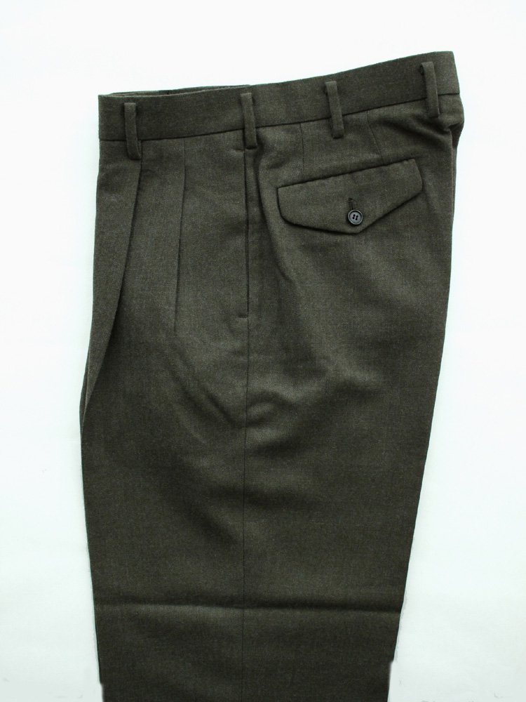 2TUCK COCOON FIT #TOP OLIVE
