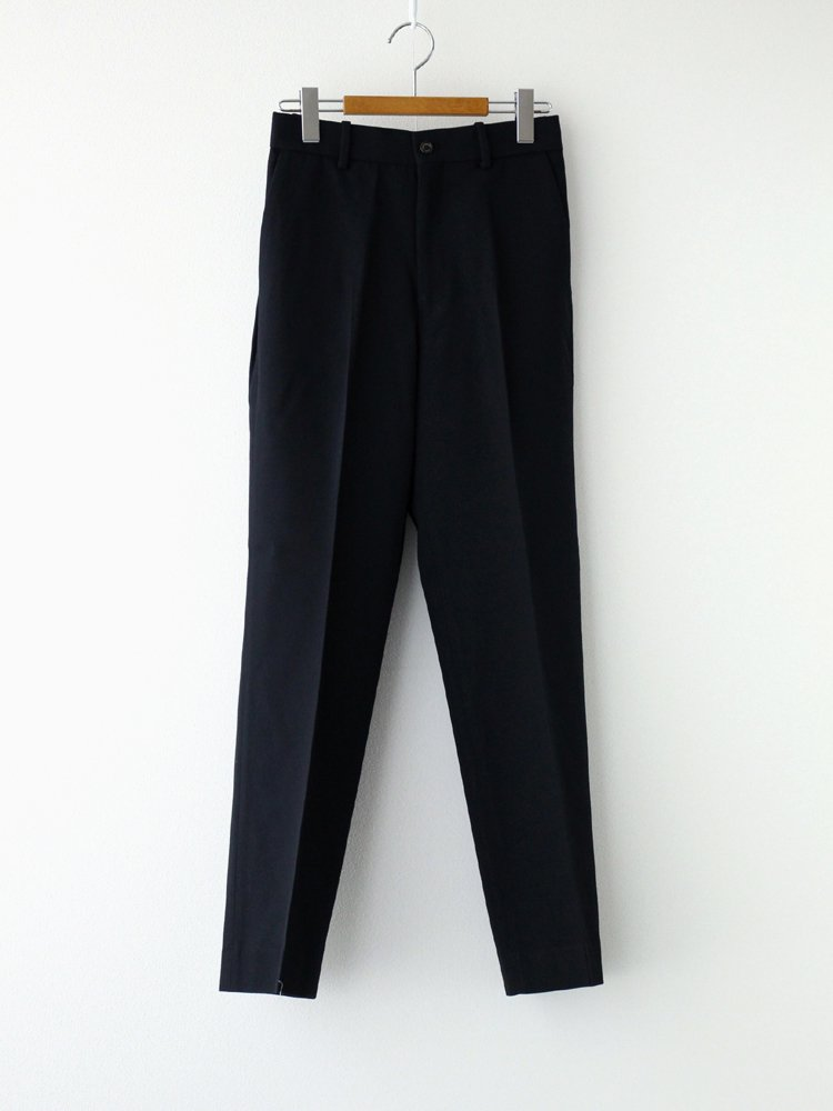 MARKAWARE|STRAIGHT FIT TROUSERS #BLACK [A20C-03PT03C]