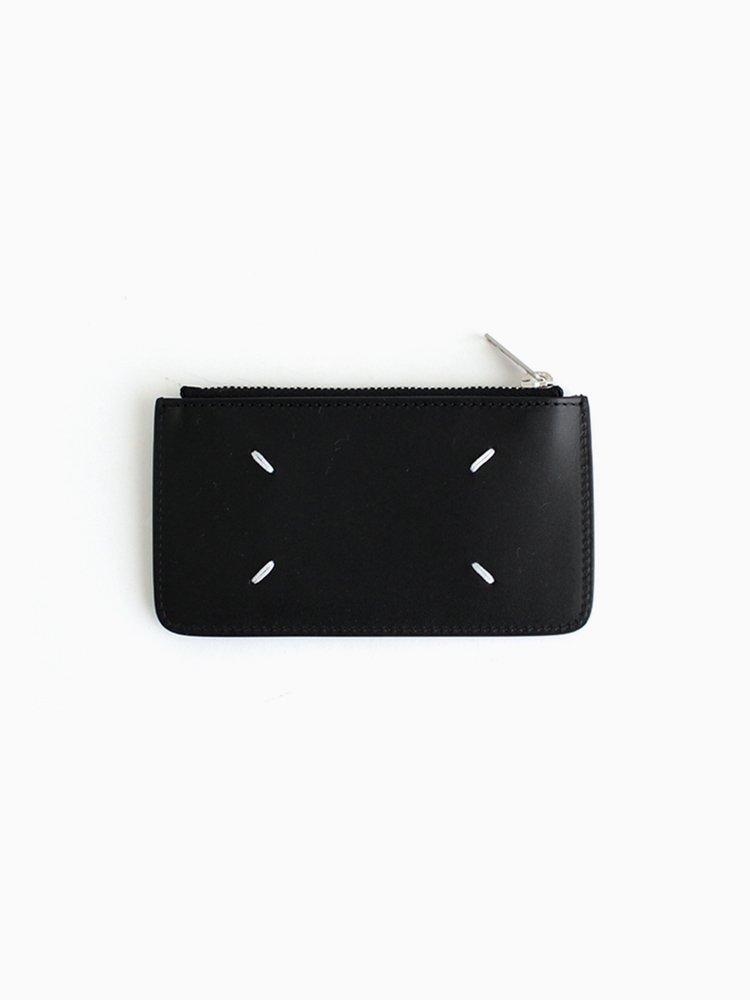 Maison Margiela |ZIP CARD CASE #BLACK [S55UA0023]
