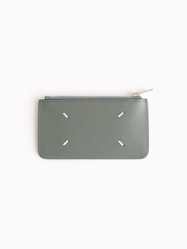 Maison Margiela |ZIP CARD CASE #GREY [S55UA0023]