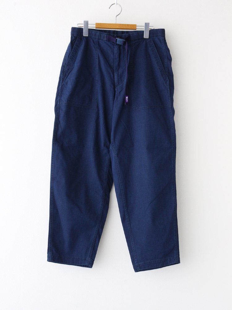THE NORTH FACE PURPLE LABEL|INDIGO MOUNTAIN FIELD PANTS #INDIGO [NT5055N ]