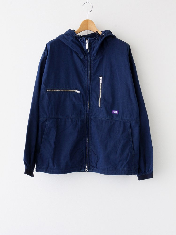 THE NORTH FACE PURPLE LABEL|INDIGO MOUNTAIN FIELD PARKA #INDIGO [NP2054N]