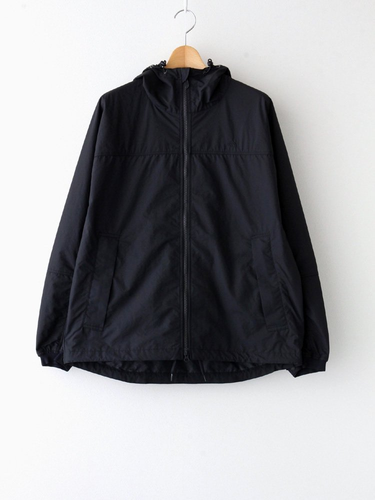 THE NORTH FACE PURPLE LABEL|MOUNTAIN WIND PARKA #BLACK [NP2053N]