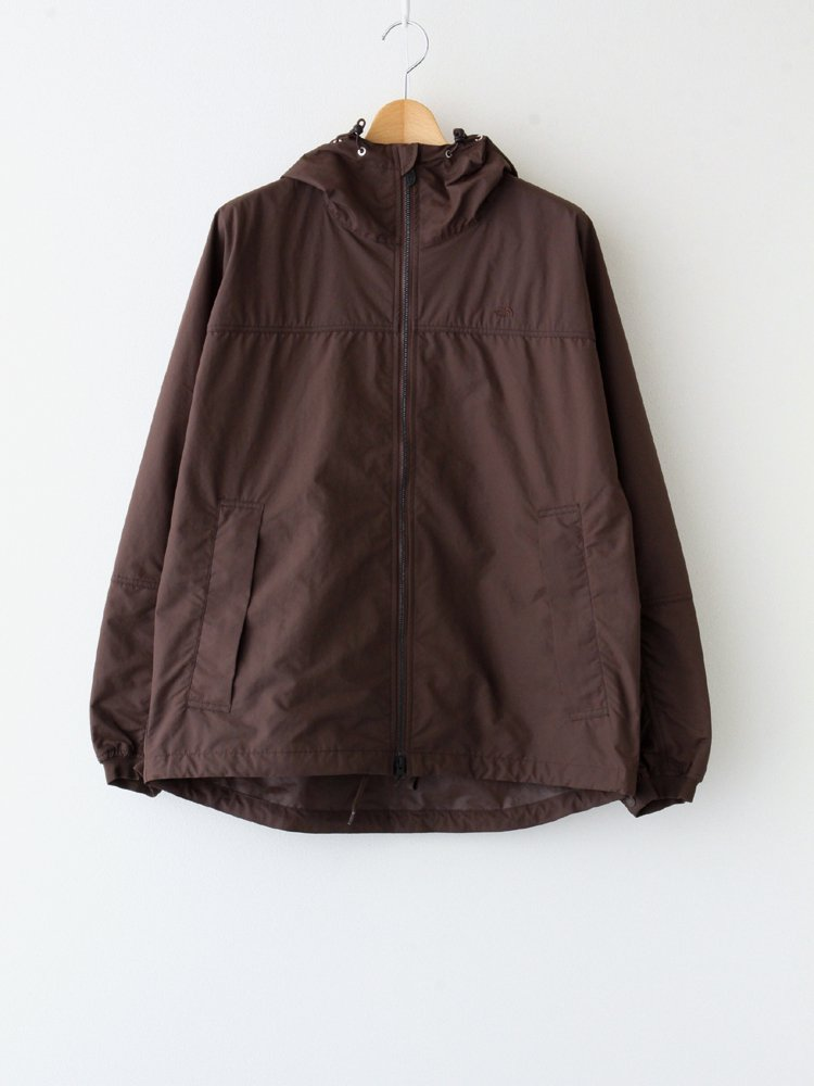 THE NORTH FACE PURPLE LABEL|MOUNTAIN WIND PARKA #BROWN [NP2053N]