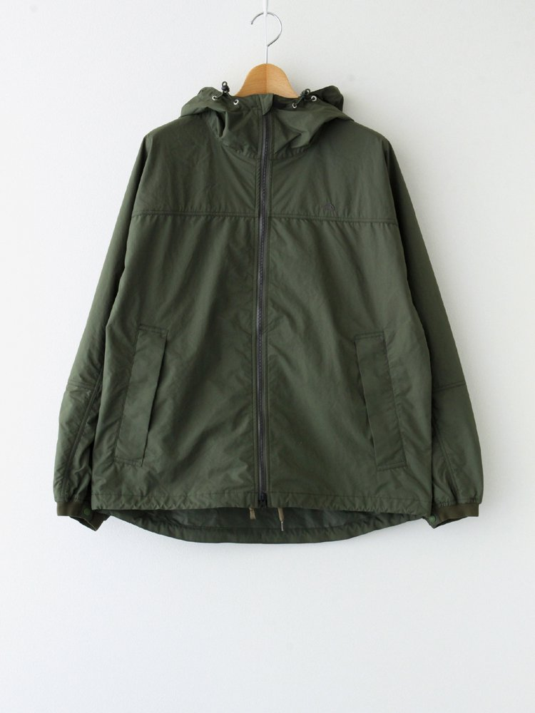 THE NORTH FACE PURPLE LABEL|MOUNTAIN WIND PARKA #OLIVE DRAB [NP2053N]