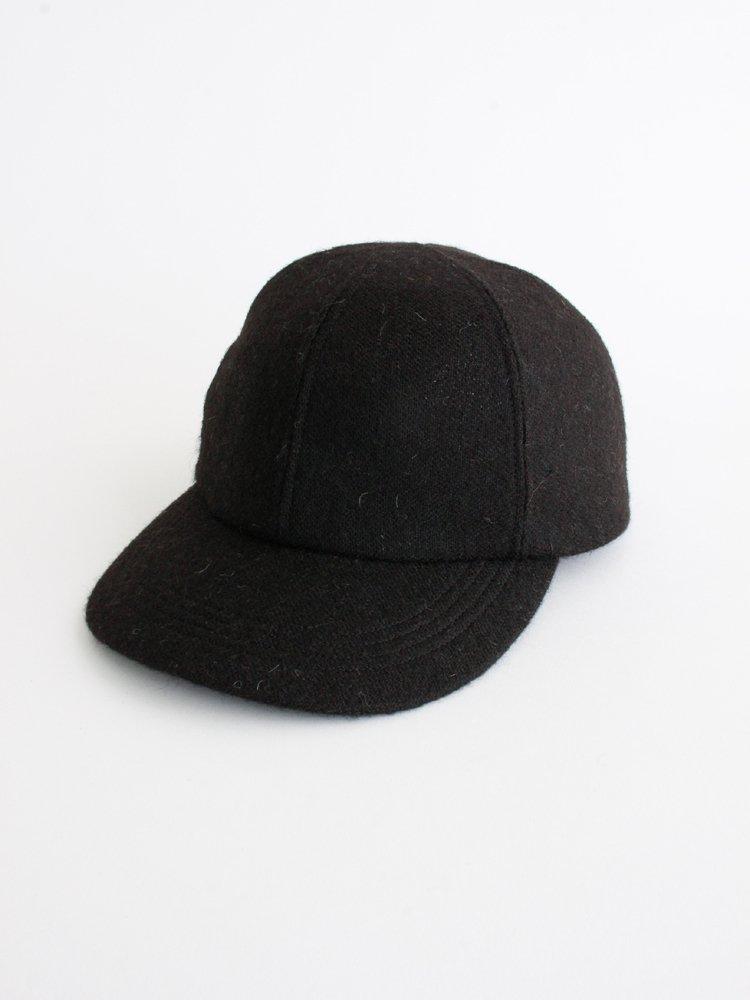 Text|ALPACA HAT #BLACK [T20C-02AC01C]