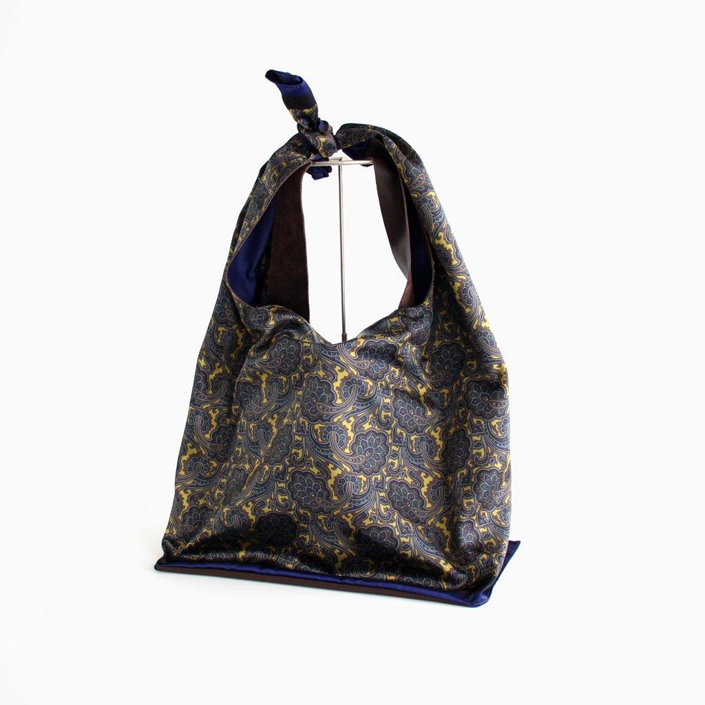 Maison Margiela  MONOPRIX FOULARD BAG #DARK BROWN [S35WC0132]