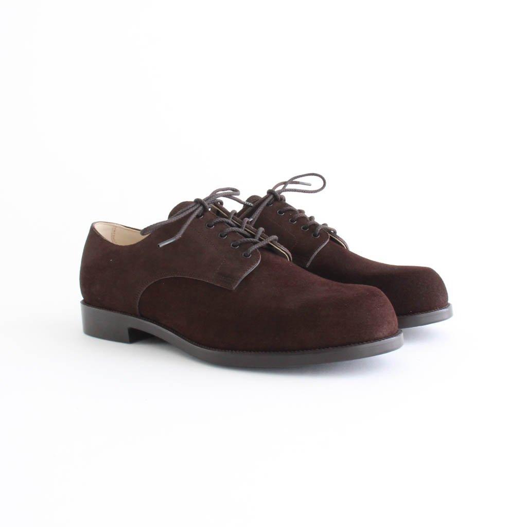 foot the coacher|GERMAN SHOES #DARK BROWN [FTC2034011]