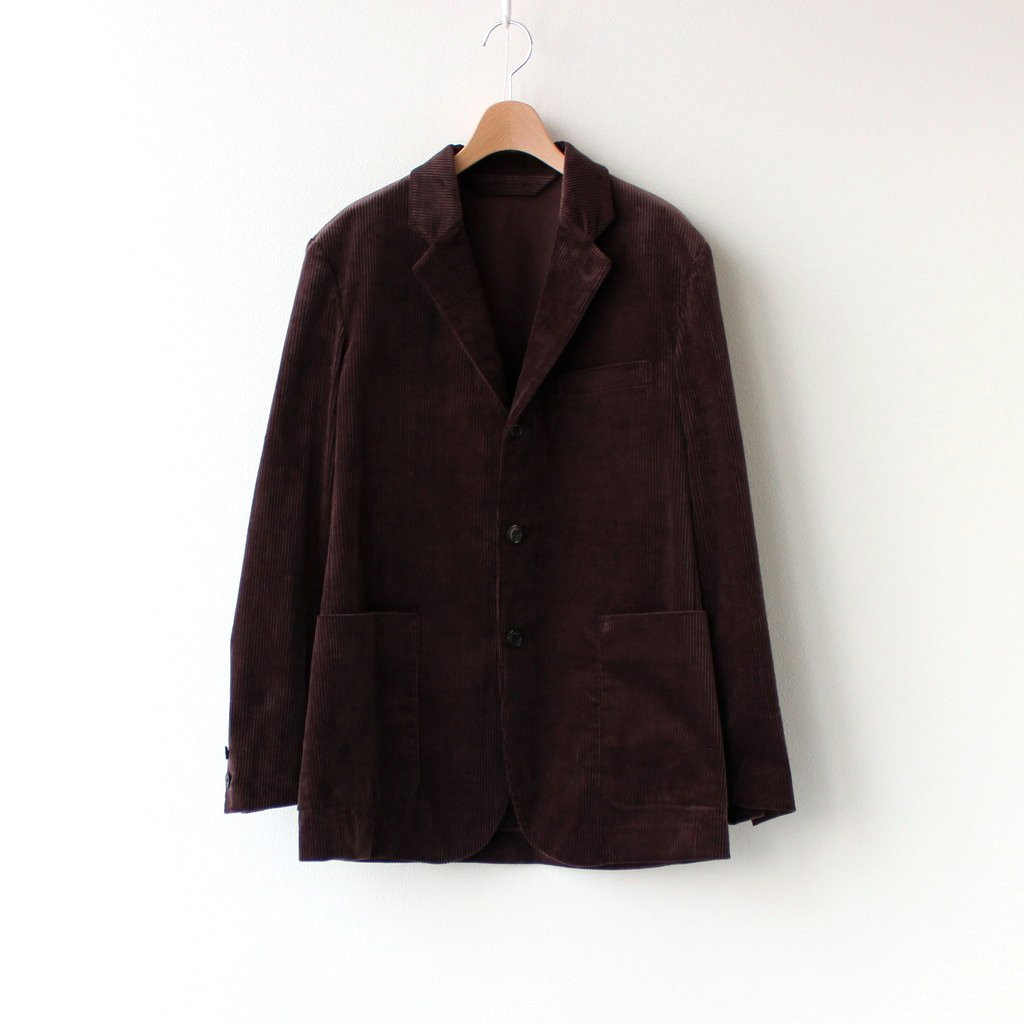 MARKAWARE|SUCK COAT #DARK BROWN [A20C-06JK01C]