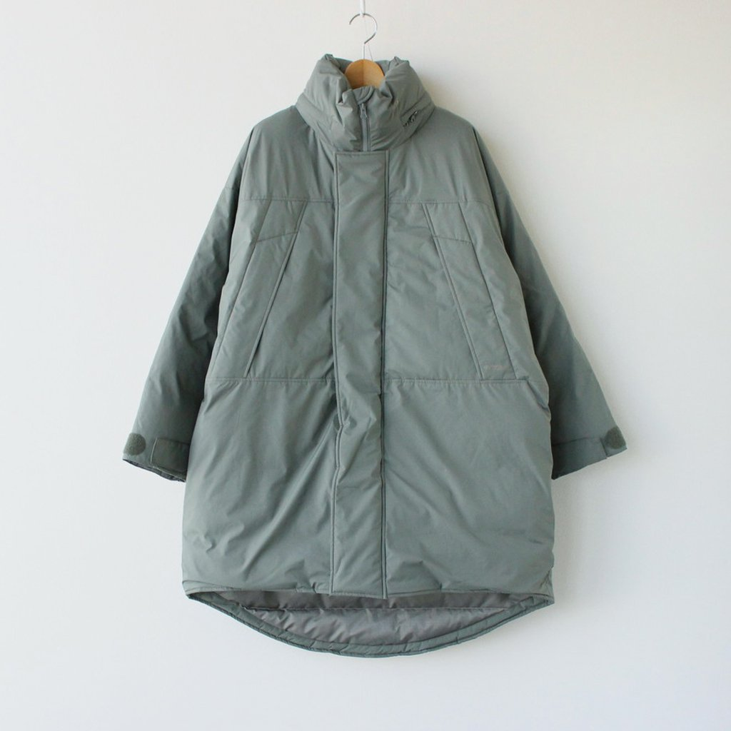 THE NORTH FACE PURPLE LABEL|GORE-TEX INFINIUM™ DOWN COAT #SAGE GREEN [ND2064N ]