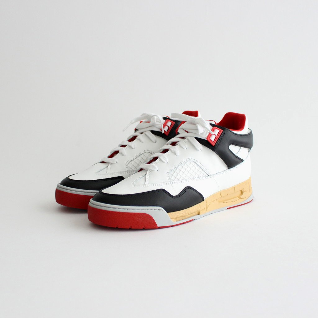Maison Margiela |DEADSTOCK BASKET LOW #RED [S37WS0561]
