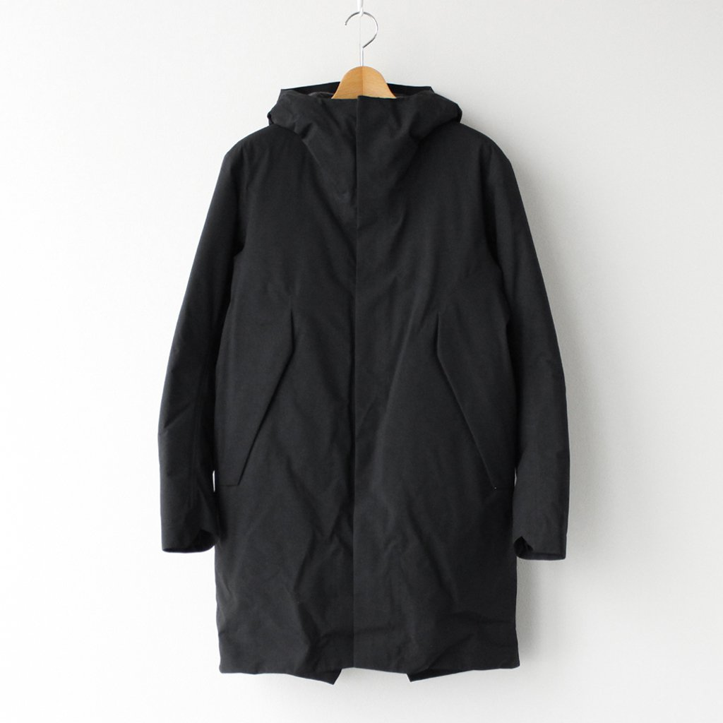 VEILANCE|MONITOR DOWN COAT #BLACK [L07632300]