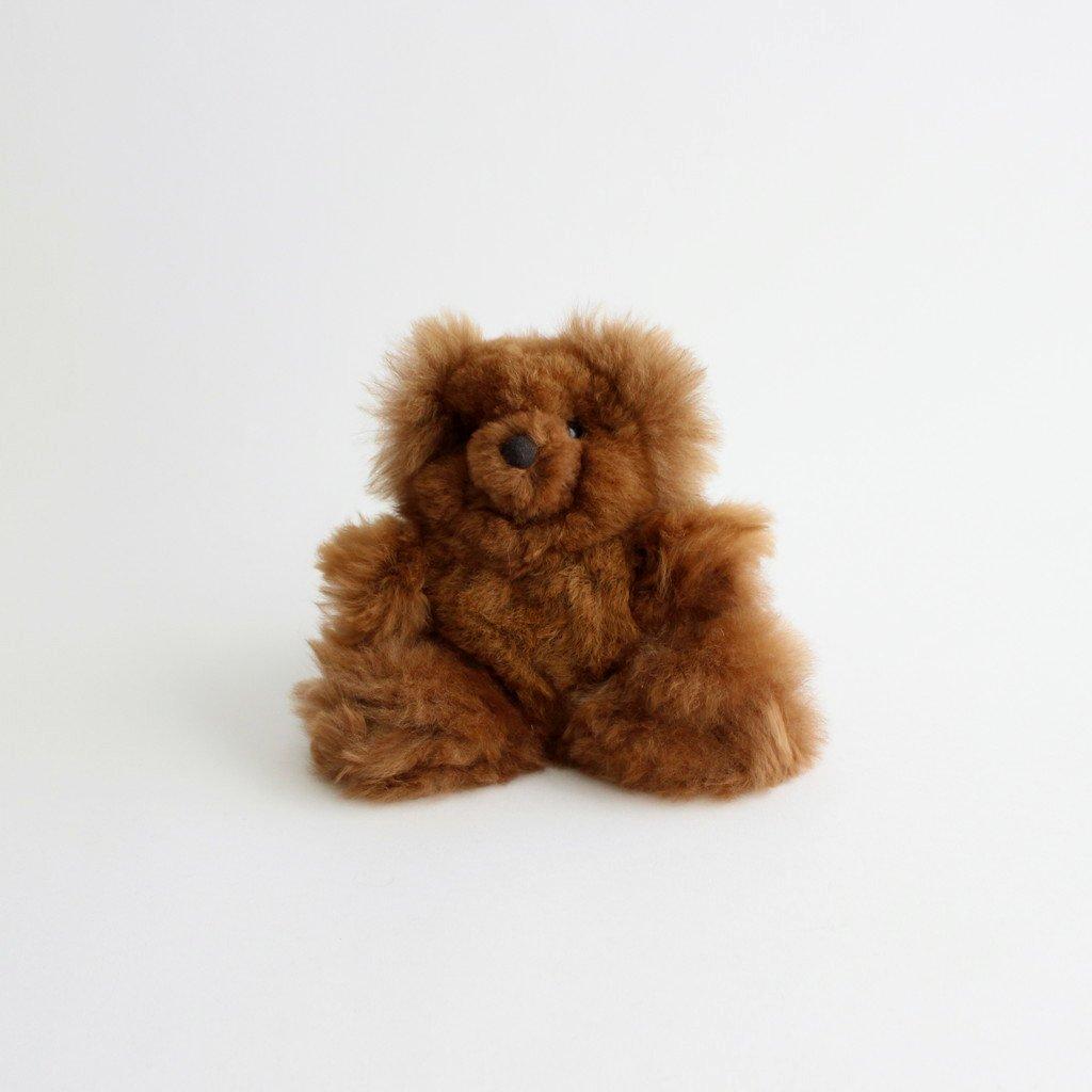 Text|ALPACA BEAR #BROWN [T20C-08TY01C]