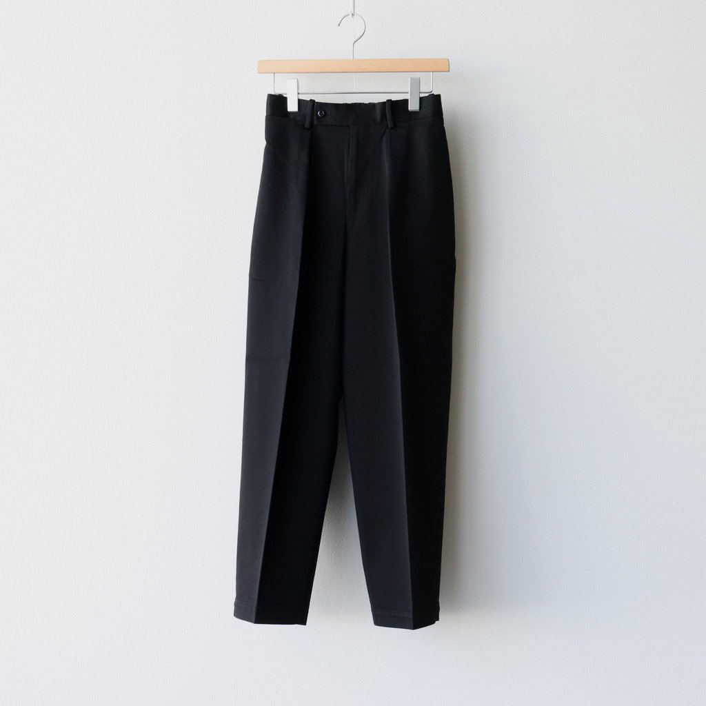 MARKAWARE|NEW CLASSIC FIT TROUSERS #BLACK [A20D-04PT01C]