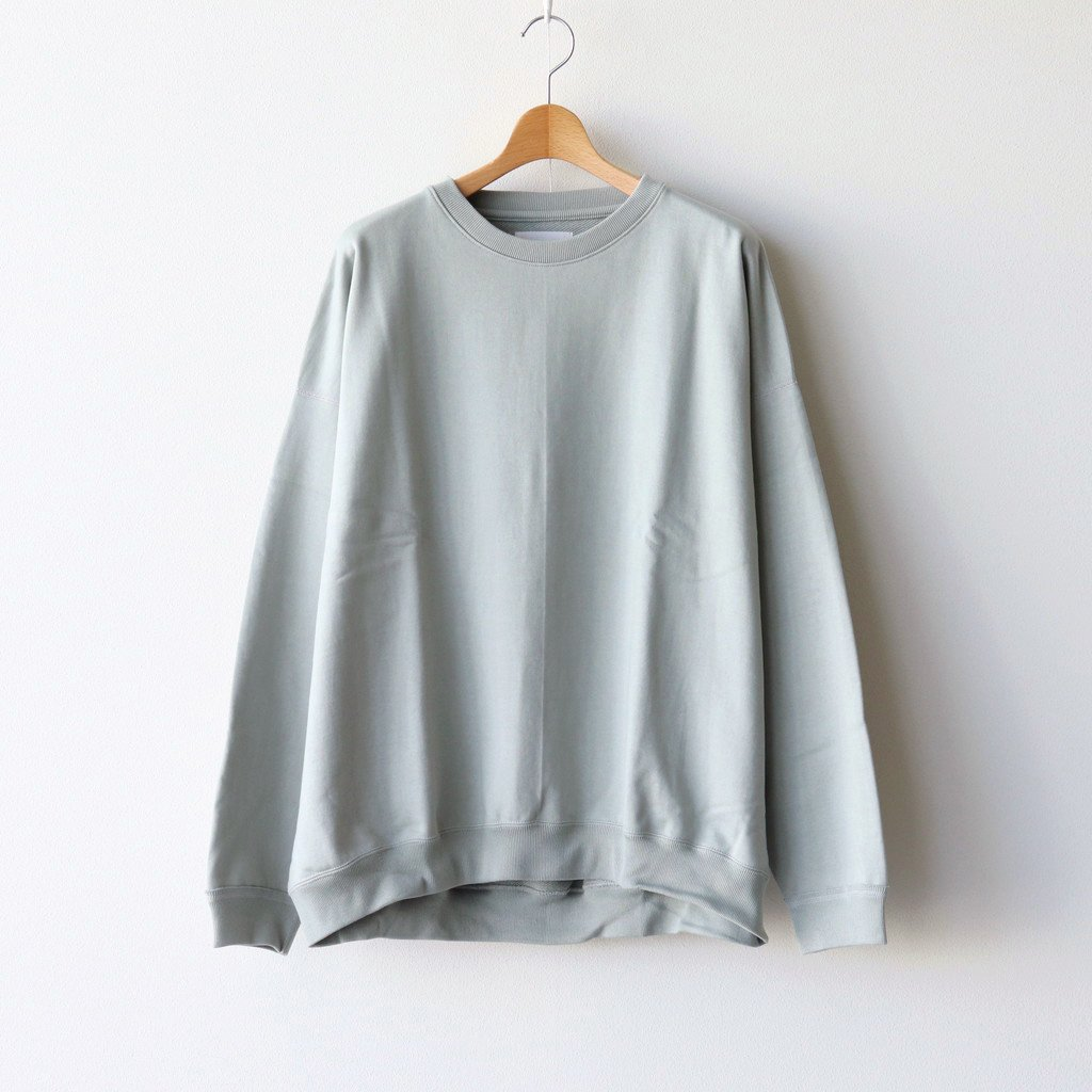 MARKAWARE|HUGE SWEAT SHIRTS #SAGE [A20D-05CS02C]