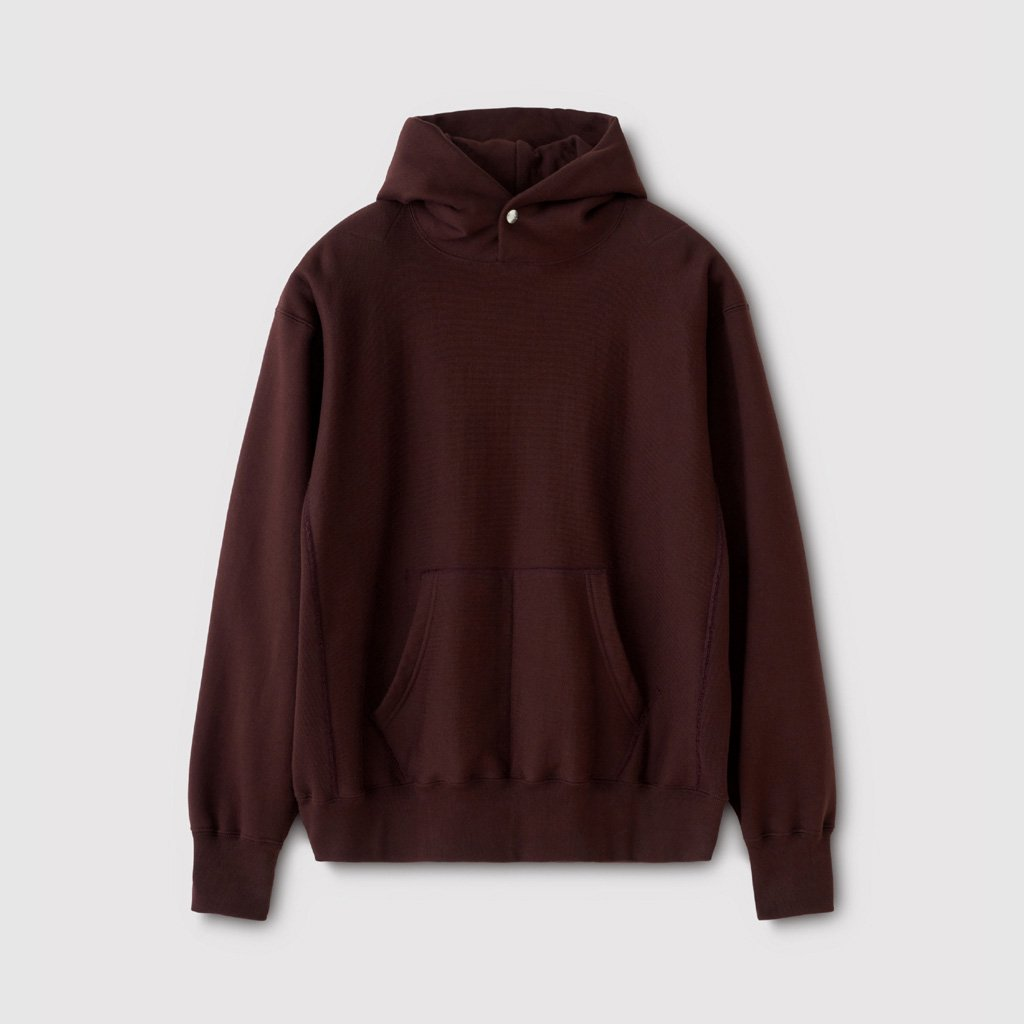 PHIGVEL MAKERS & Co.|ATHLETIC HOODED SWEAT #BORDEAUX [PMAK-CL02 ]